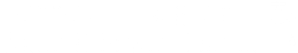 Earnhart Hill Regional Water & Sewer District Logo